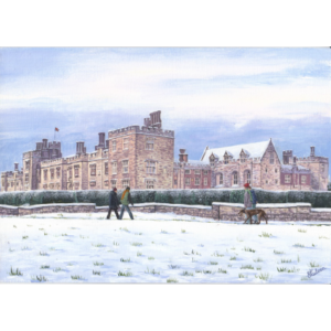 Snowy Penshurst Christmas Card 2021