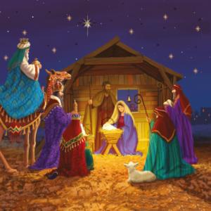 The Christmas Story Christmas Card 2021