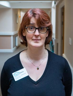 Emma Allwright Head of Informatics