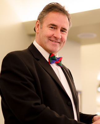Chris Cowdrey Patron