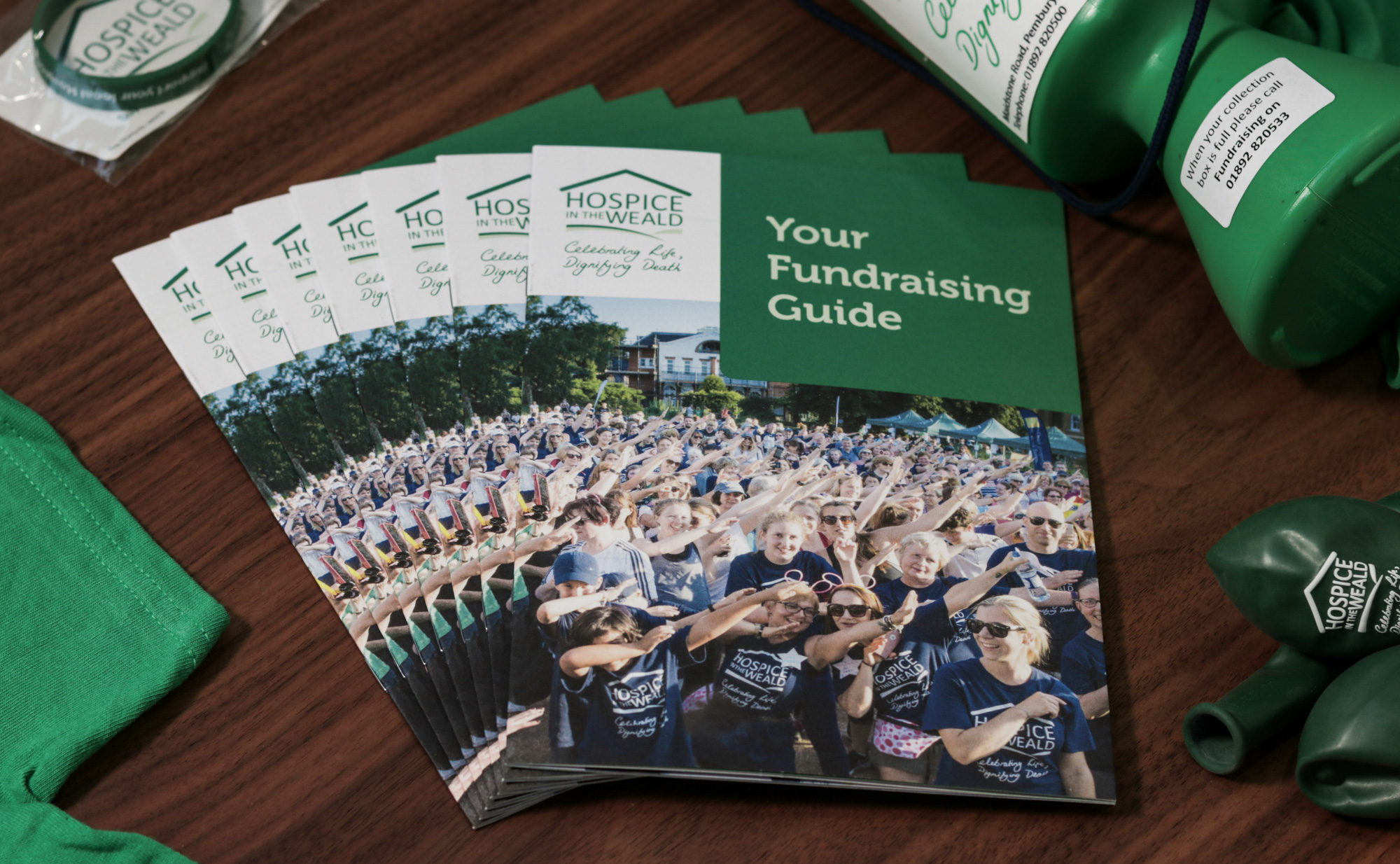 our Fundraising pack