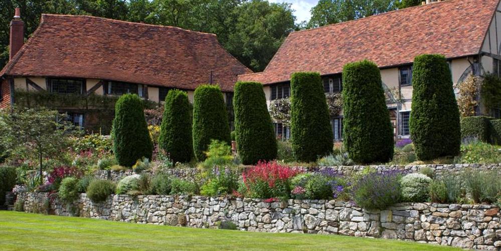 Long Barn Open Gardens