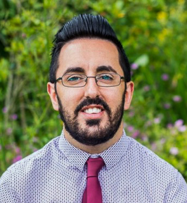 Nick Farthing Development and Income Generation Director