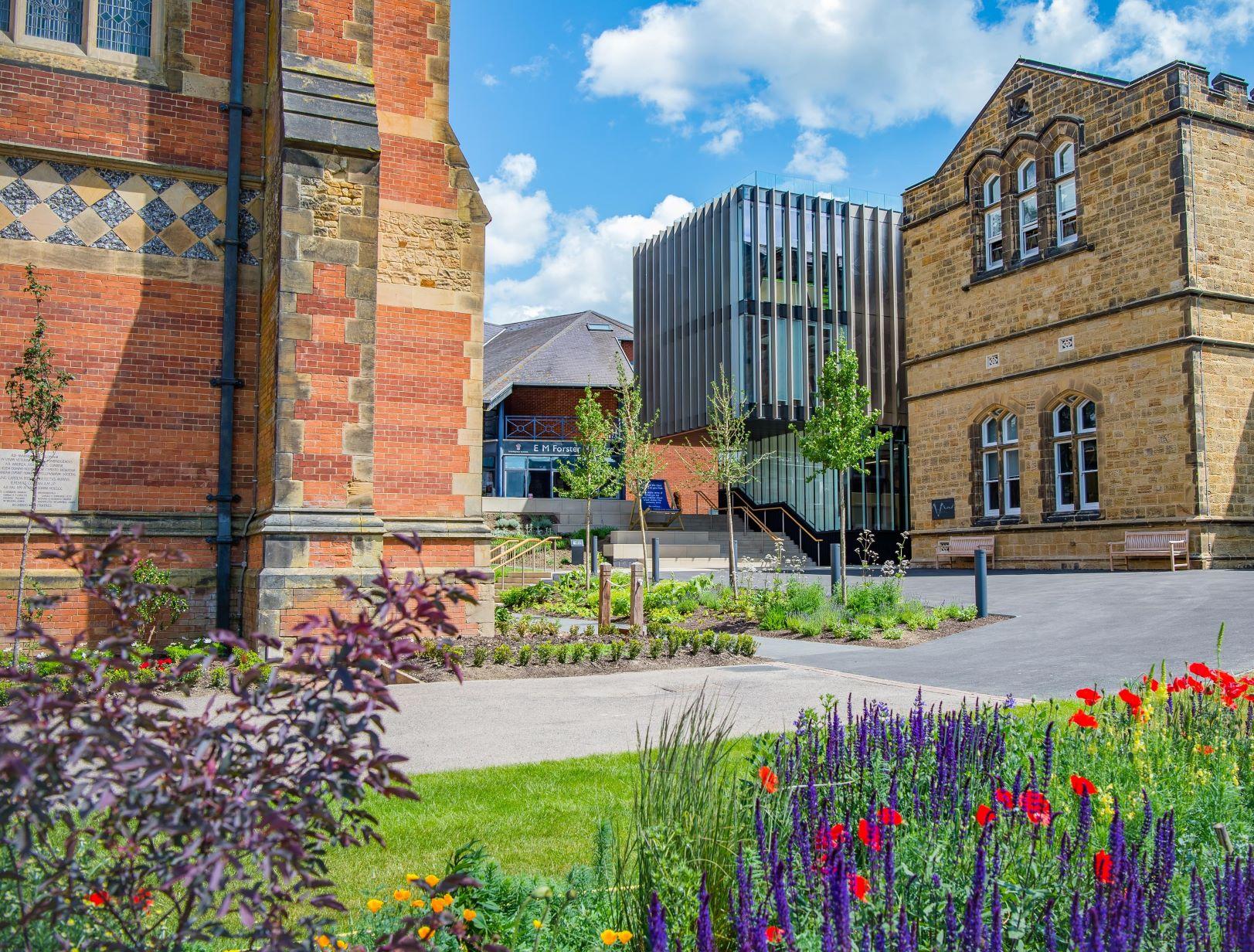 Tonbridge School Buildings