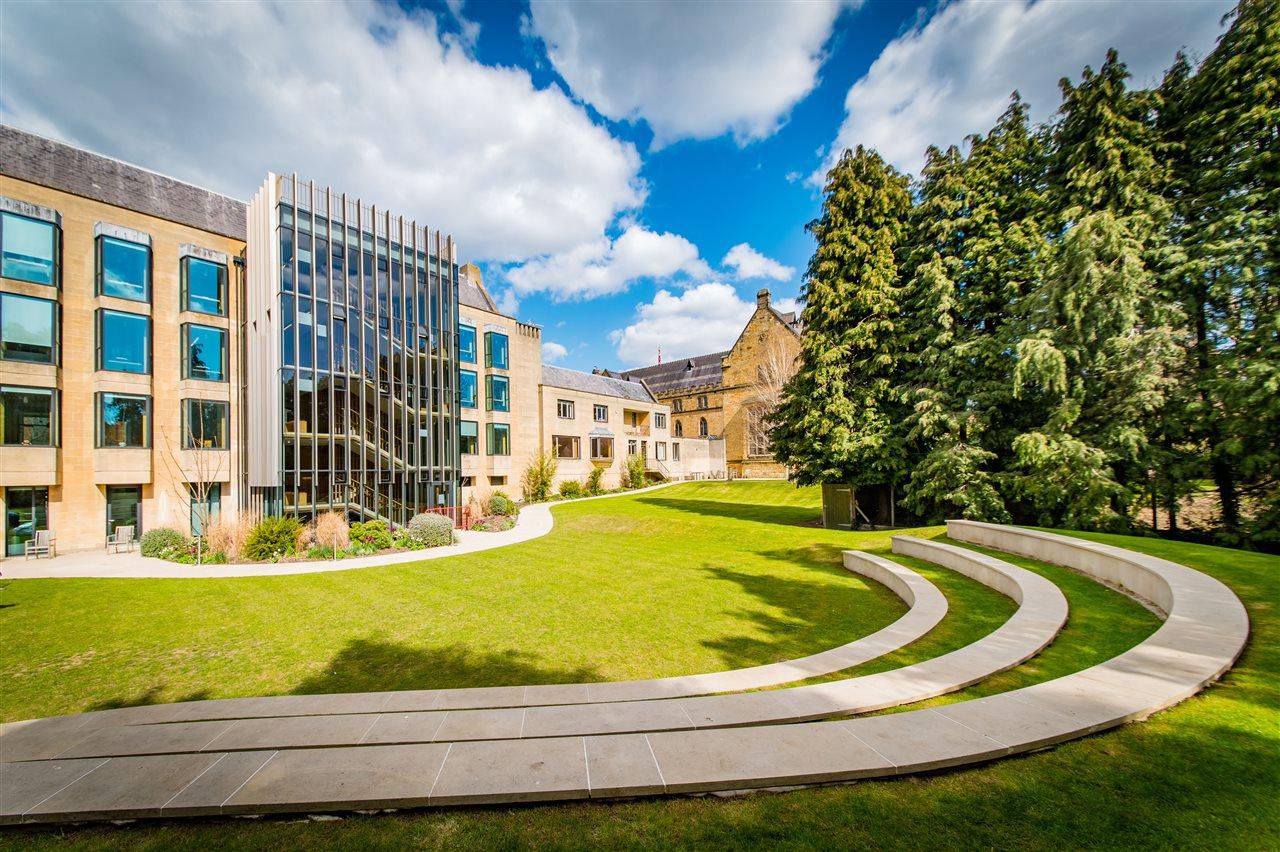Tonbridge School Open Gardens New Buildings