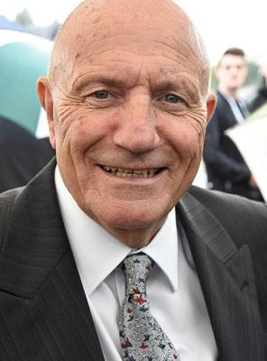 George Cohen MBE Patron