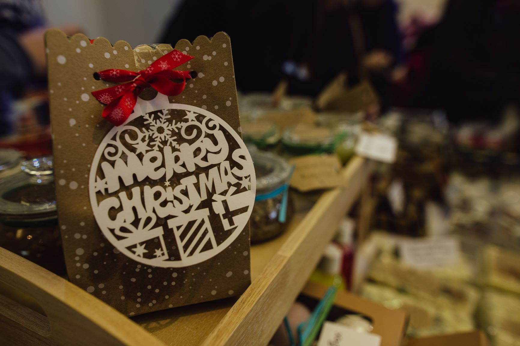 merry christmas market