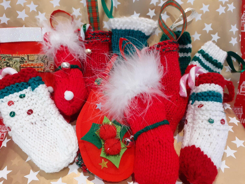Stitch a Stockings bundled together
