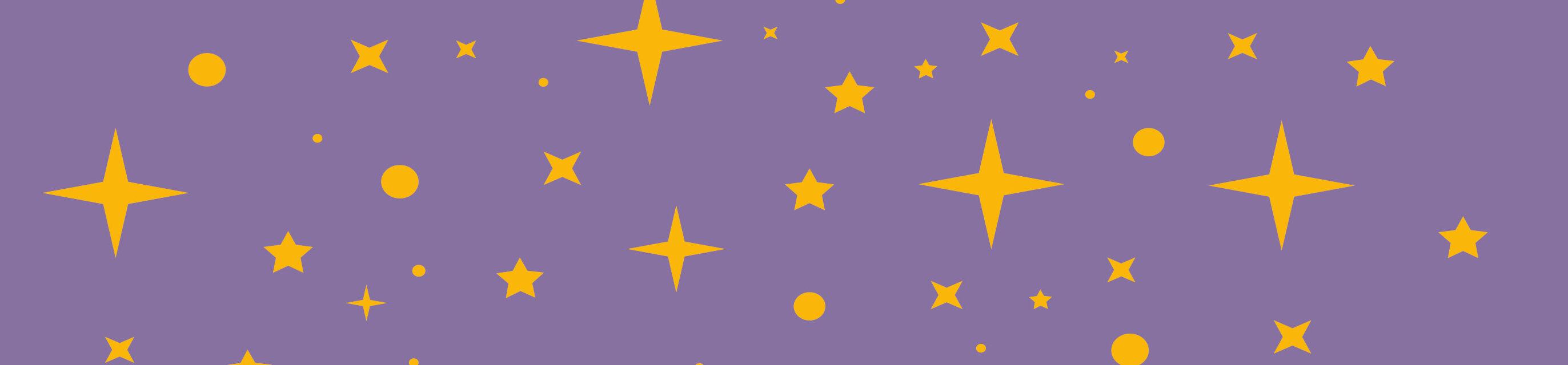 Design a Lantern Banner - Just Stars