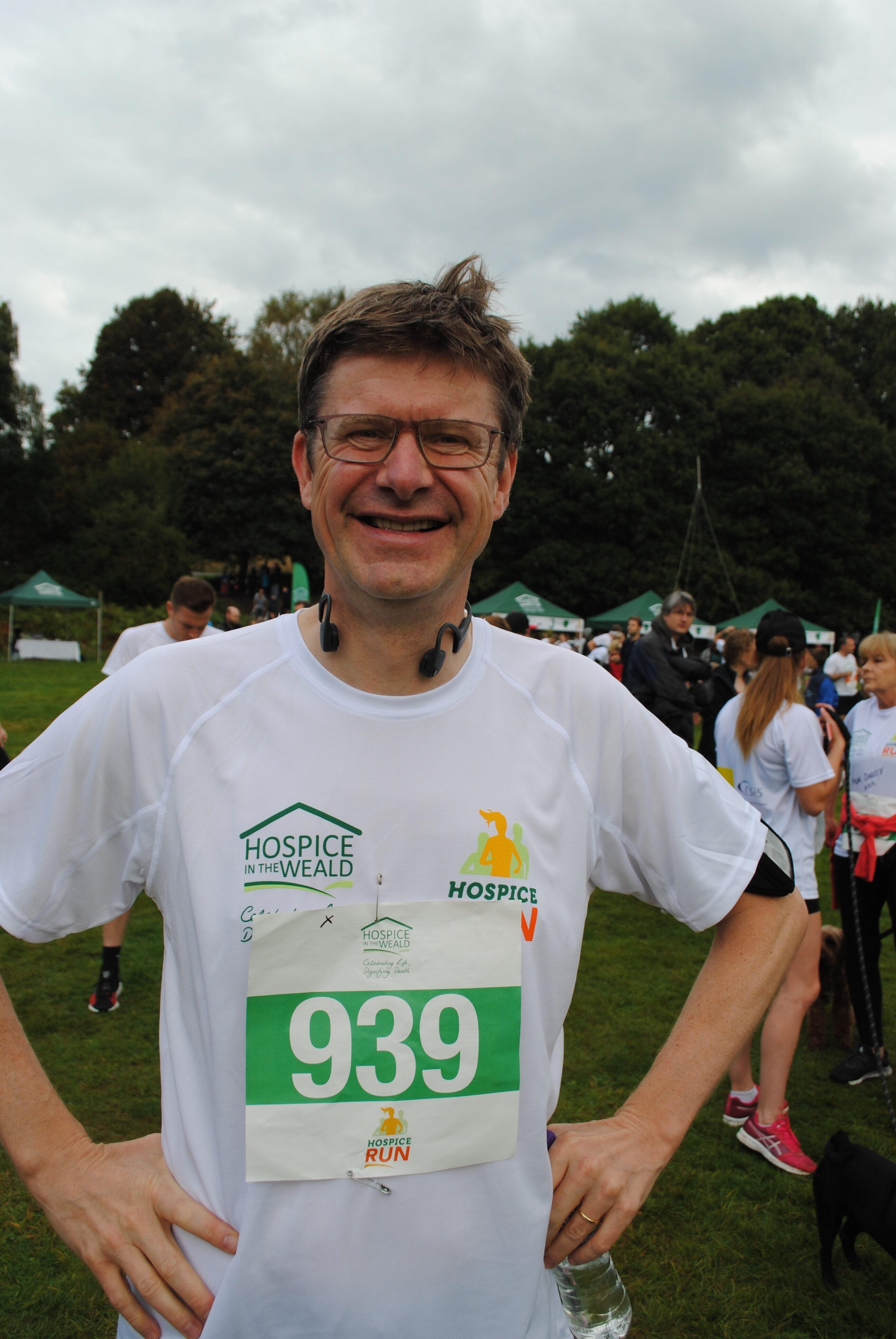 Greg Clark Hospice Run