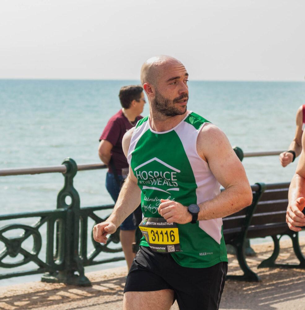 Ollie McCarthy Brighton Marathon 1
