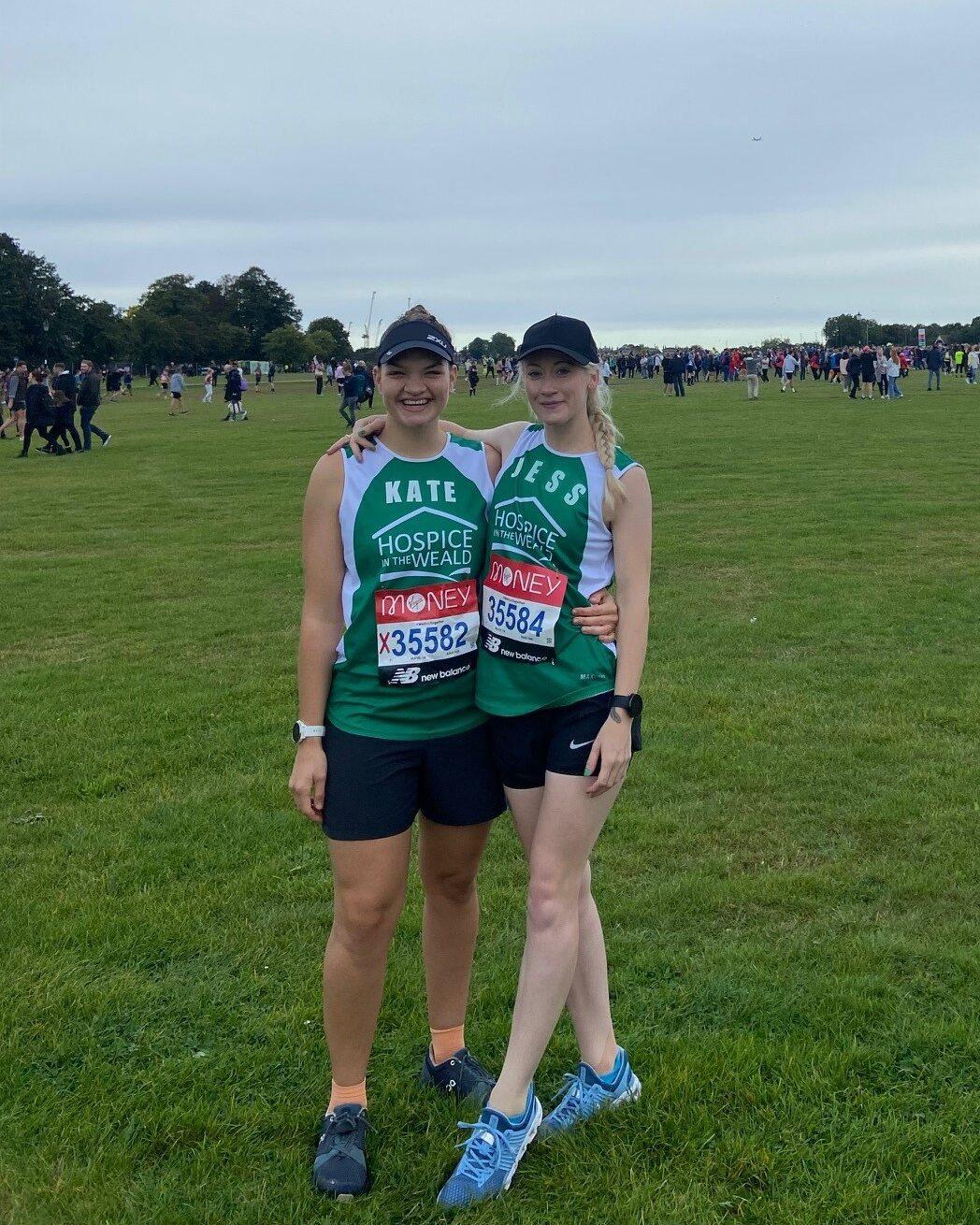 London Marathon #TeamWeald